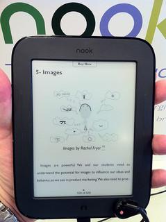 E-reader comparison