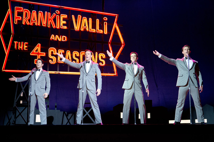 First Photo from Clint Eastwood's Jersey Boys