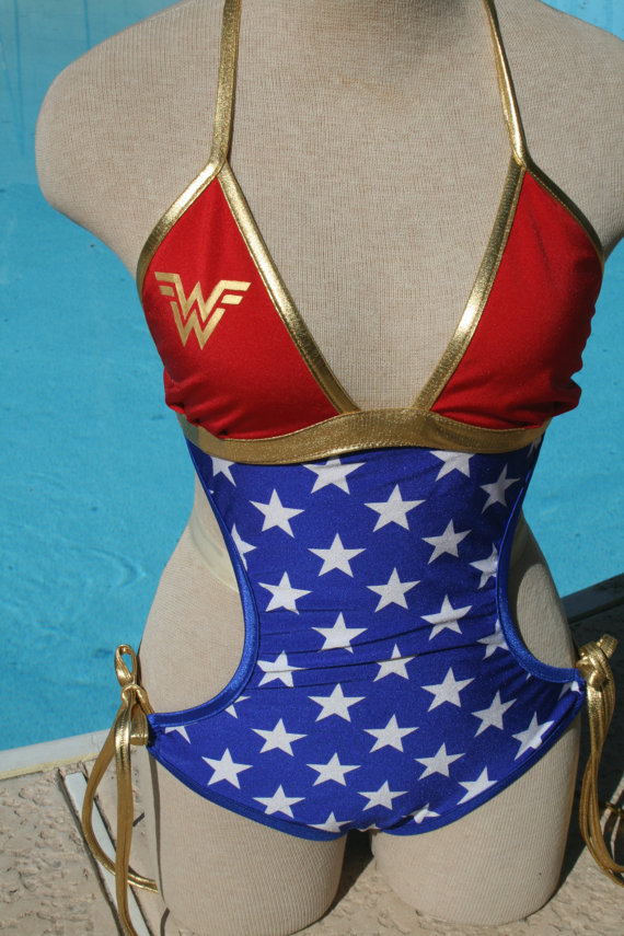 Lisa Galetto's Fantastic Pop Culture-Inspired Swimsuits
