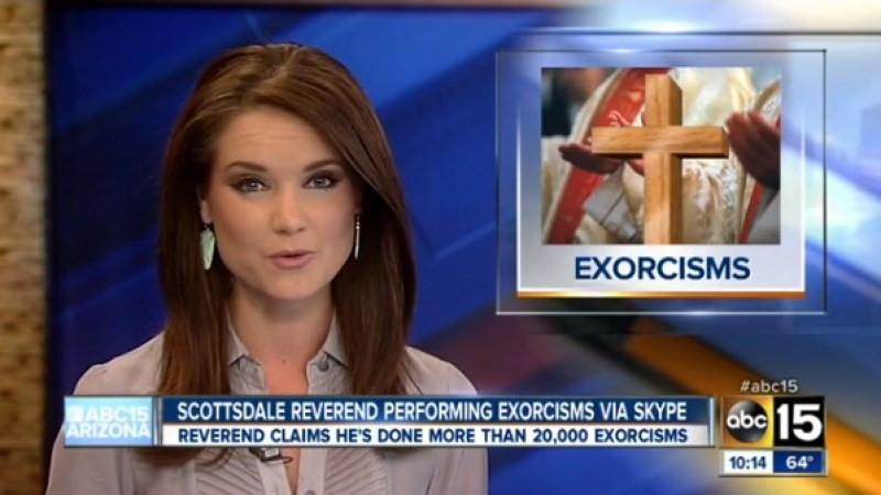 Skype Exorcisms