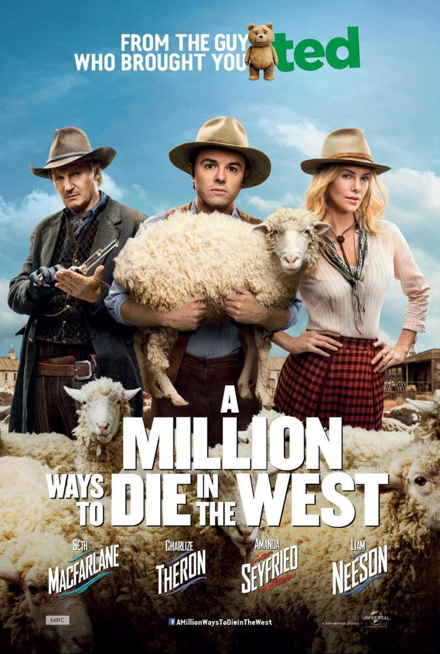 A Million Ways to Die in the West (2)