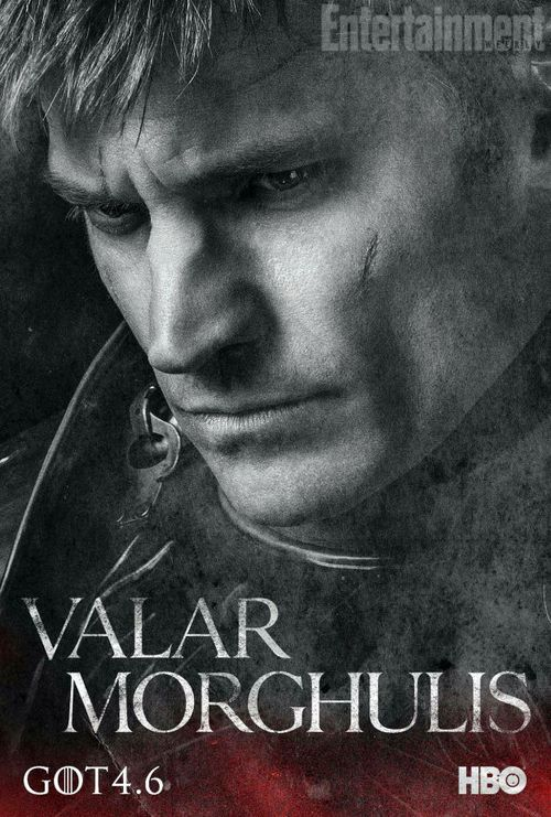 GAME OF THRONES Season 4 Character Posters