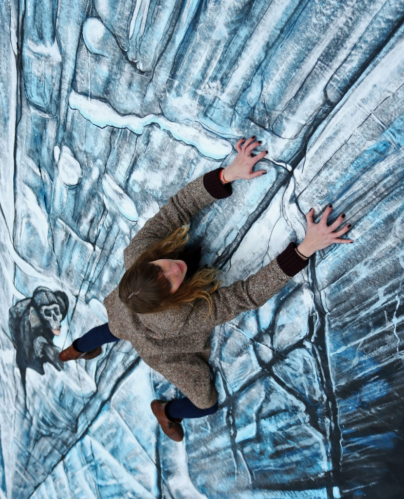 Hbo Commissions 3d Street Art Of The Wall In London