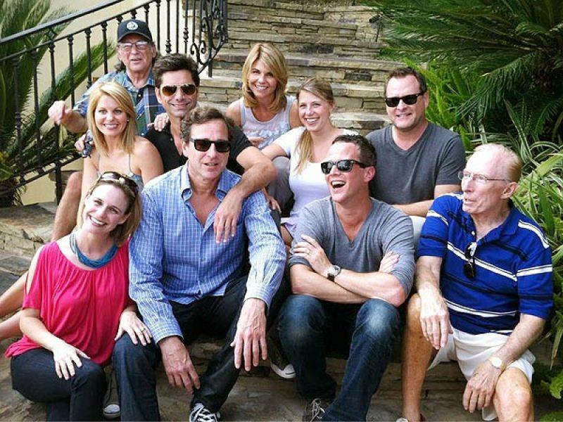 "The ""Full House"" Gang Reunites"