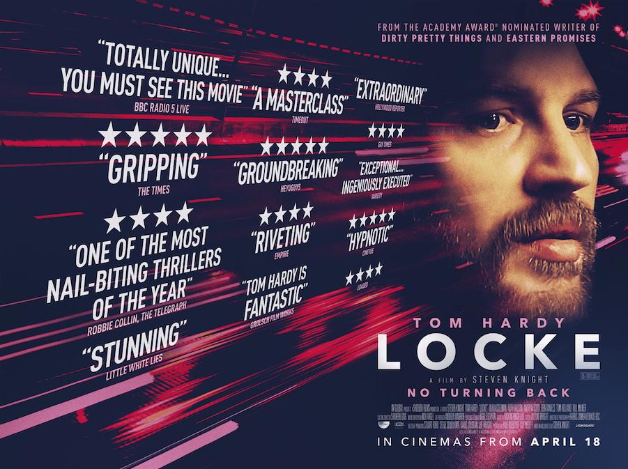 Tom Hardy's Thriller LOCKE