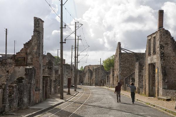 03-Oradour-sur-Glane-France