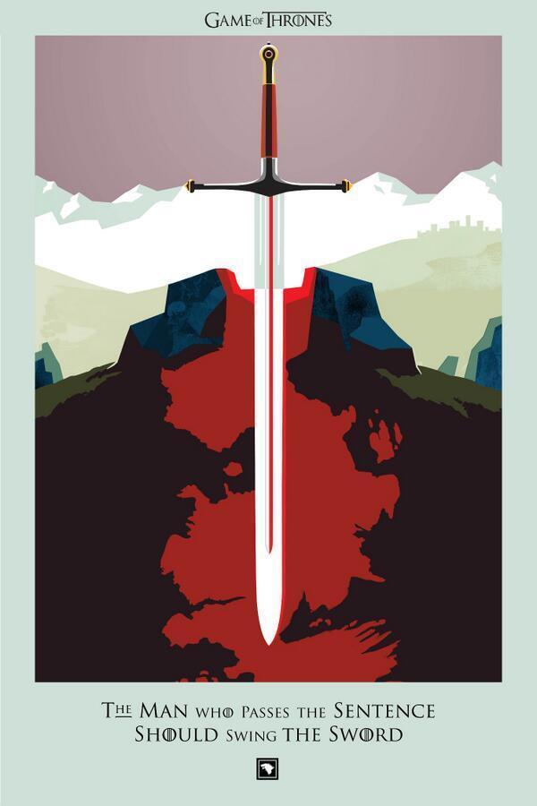 Game Of Thrones beatuiful death art