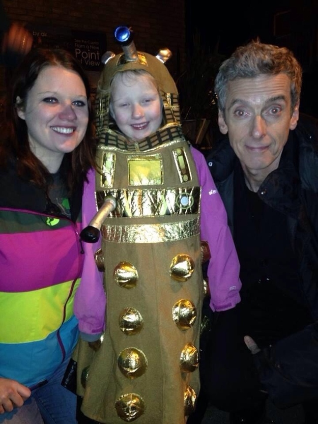 "How Peter Capaldi Melted The Hearts Of ""Doctor Who"" Fans Everywhere"