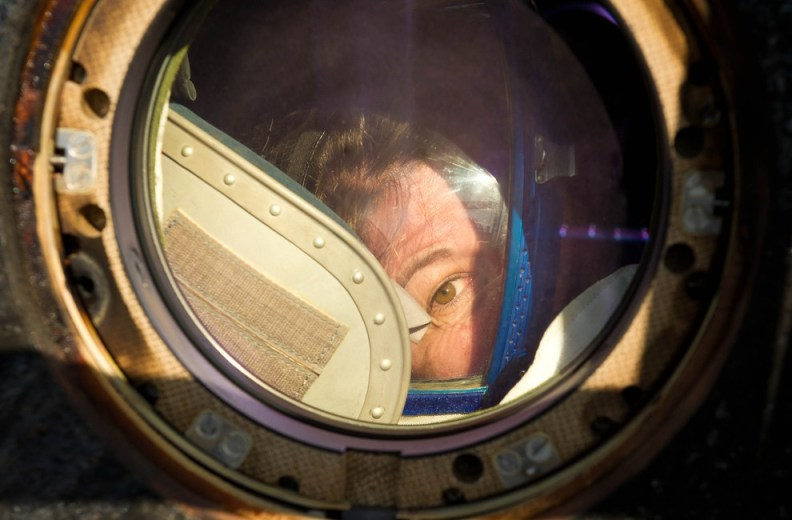 NASA's Real-Life Version of Gravity