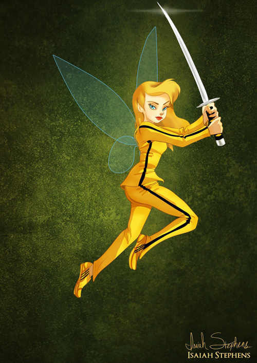 Disney Characters Reimagined (2)