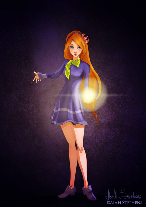 Disney Characters Reimagined (9)
