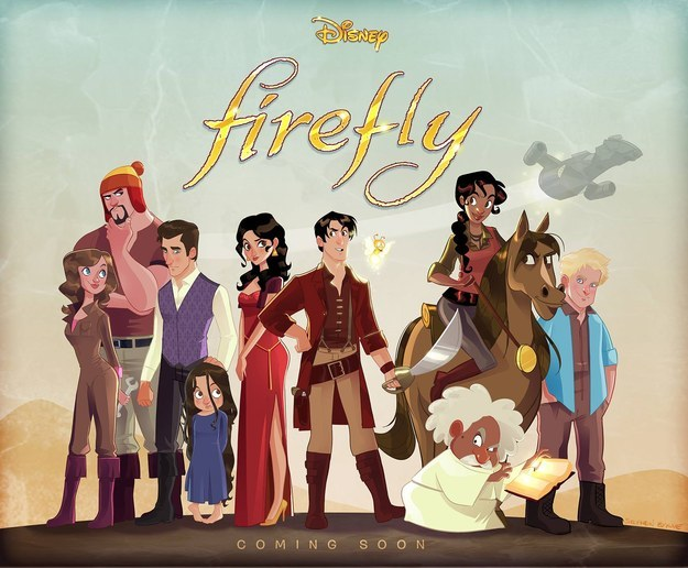 Disney's Firefly: Coming Soon?