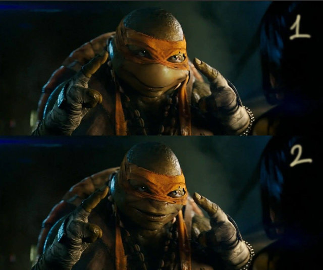 Some Guy Gave The New Ninja Turtles Less Freaky/More Traditional Looking Noses