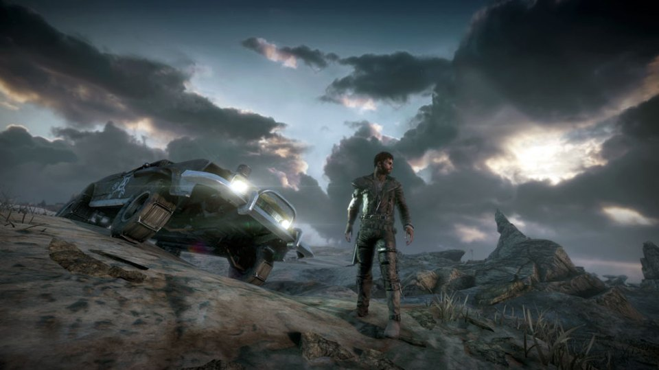 Mad Max Game,