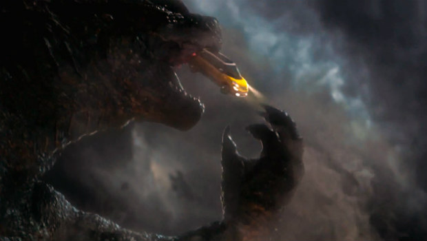 Fun Fiat Godzilla Commercial