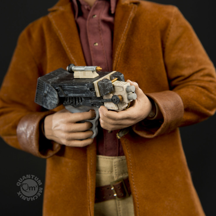 FIREFLY Collectible Action Figure of Captain Malcolm Reynolds