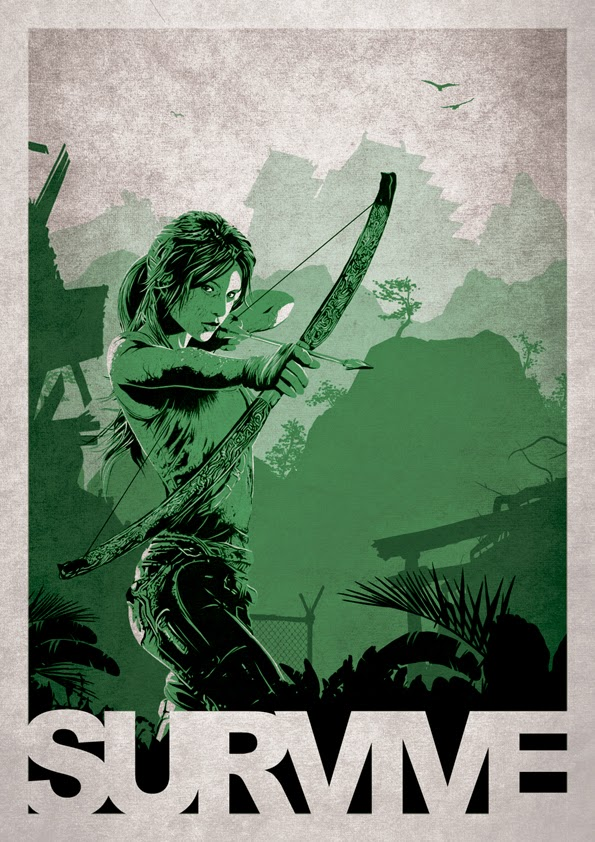 Video Game Poster Art by Alex Ramallo (1)