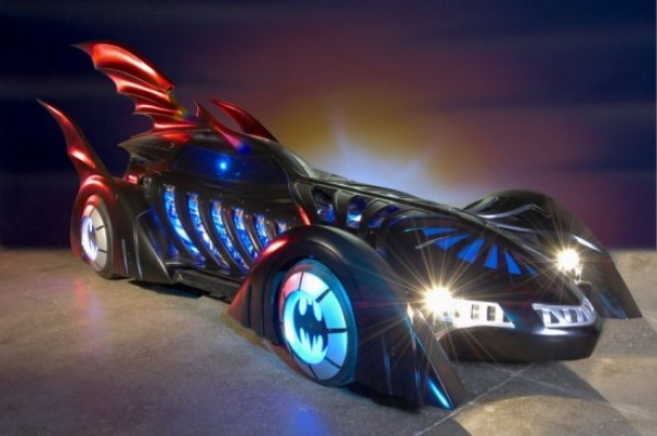Batman's Garage – The Highs and Lows of the Batmobile