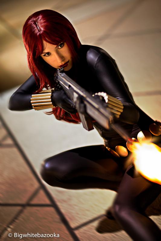 girl_with_a_gun___black_widow_by_onpaperwings-d4gffv6