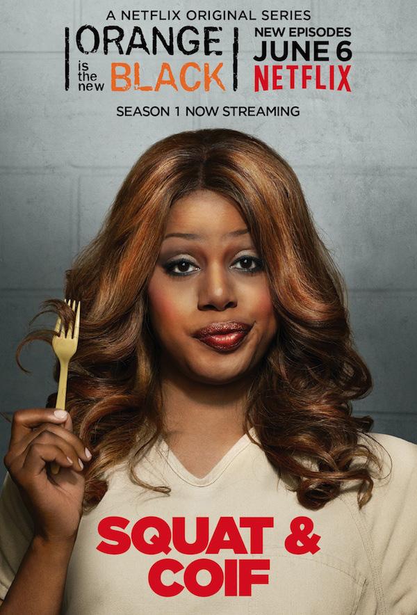 Orange is the New Black Season 2 Posters Revealed
