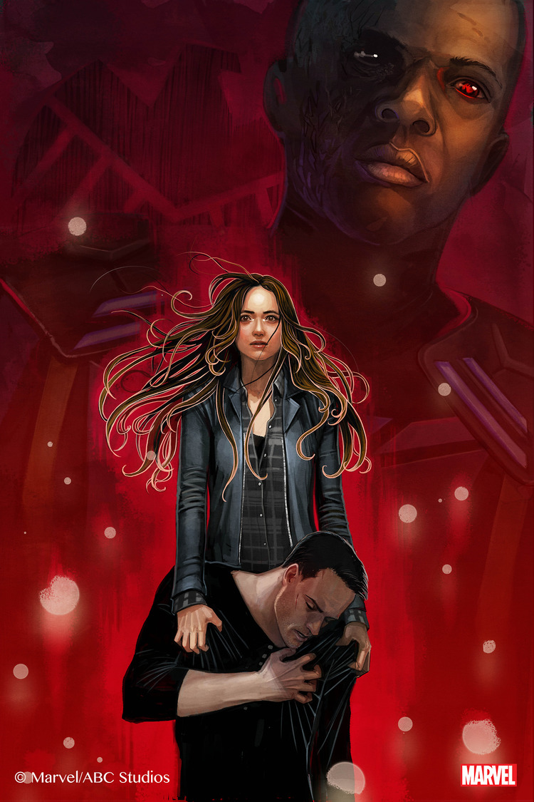 Marvel's AGENTS OF S.H.I.E.L.D.Poster Series