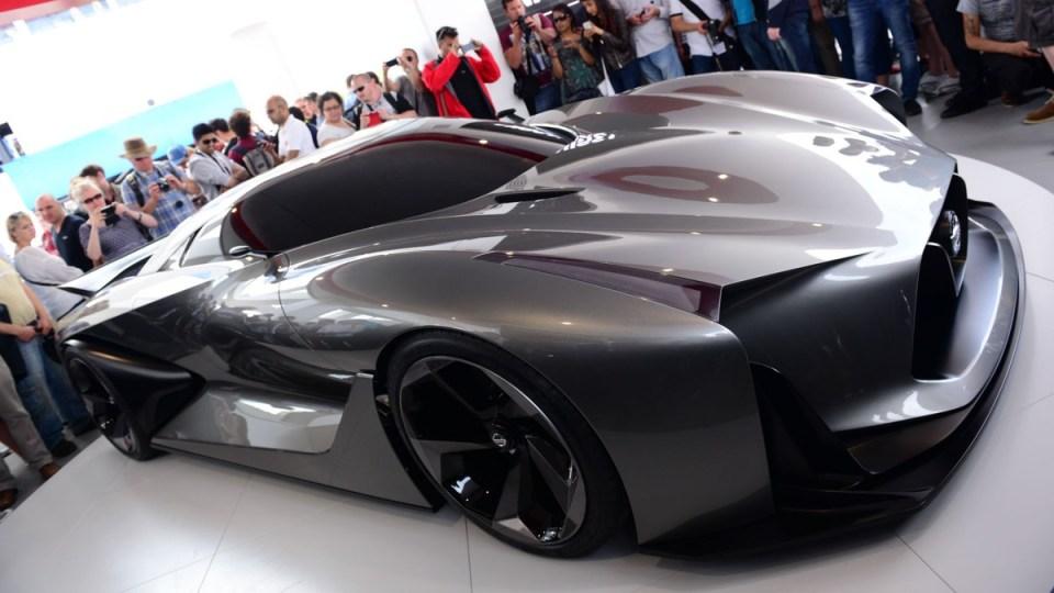 Nissan Turns Gran Turismo 6 Car Into Reality
