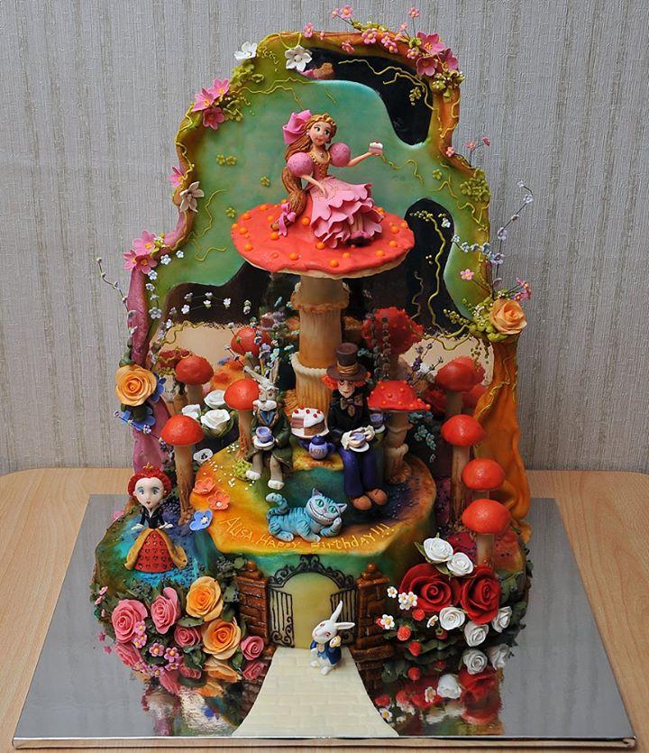 Deliciously Geektastic Cakes Look Amazing