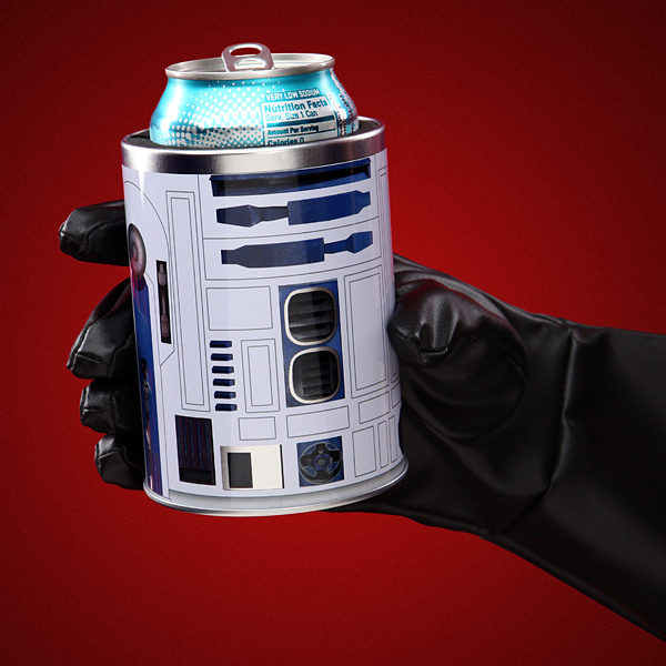 STAR WARS Inspired R2-D2 Can Cooler