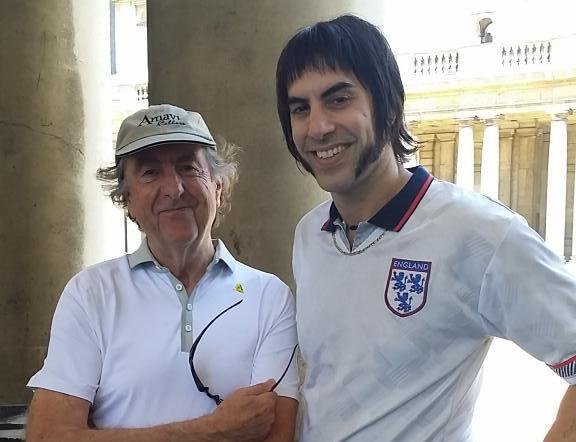 First Look at Sacha Baron Cohen in Grimsby