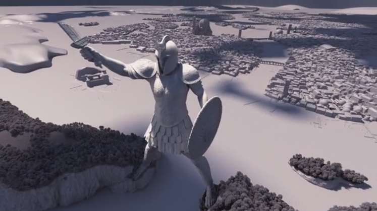 Game of Thrones Visual Effects Reel Shows How Westeros Comes to Life