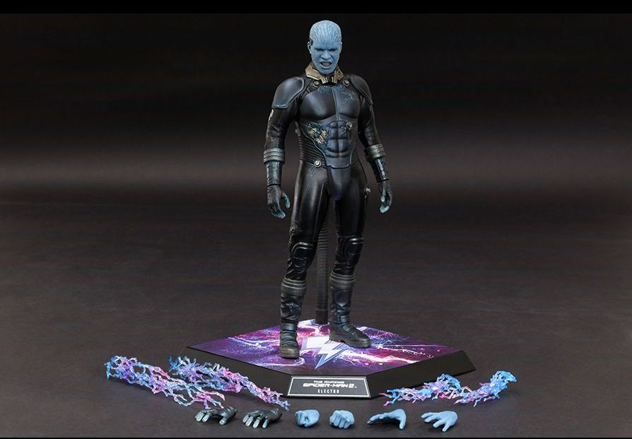 THE AMAZING SPIDER-MAN 2 ELECTRO Collectible