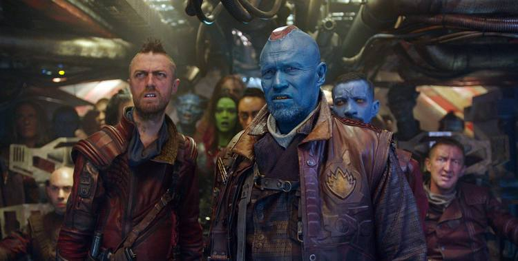Yondu from GUARDIANS OF THE GALAXY (3)