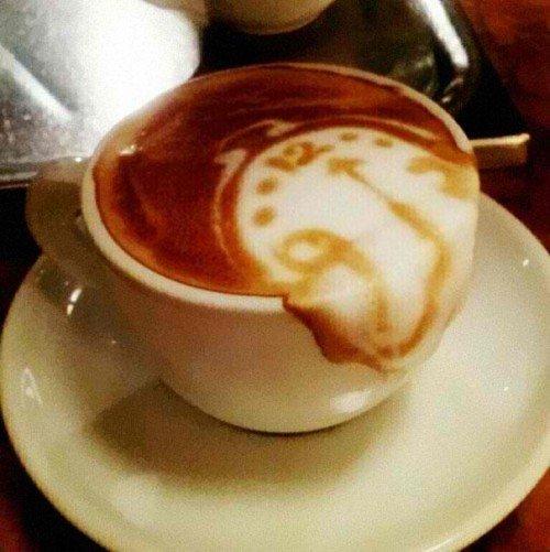 Incredibly Brilliant Latte Art