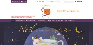 Little Snail wordpress website development