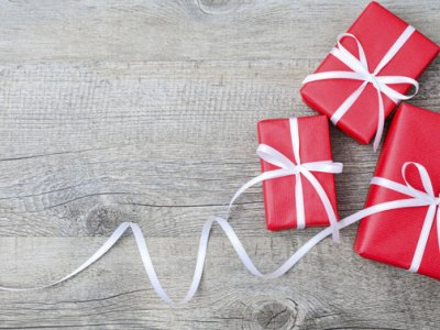 delight your customers by over delivering on their expectations - gift wrapping