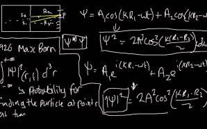 Kuantum Mekaniği Ders 2: Enerji Gösterimi, Oparatörler ve Gözlenirler ve…