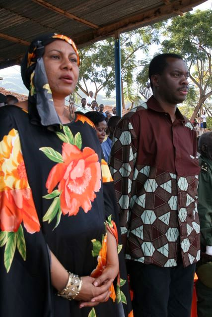 FIZI-Élection : RDC SUR LE DEPART, FIZI DANS LE CHAOS, la chance a madame SHENILA MWANZA