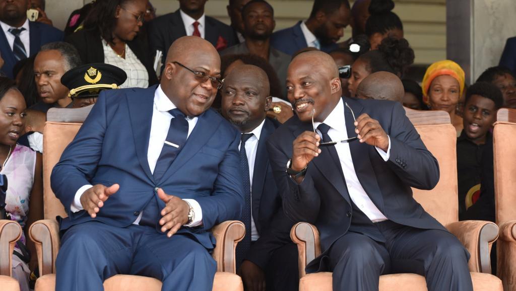 RDC: Le discours d'investiture de Félix Tshisekedi
