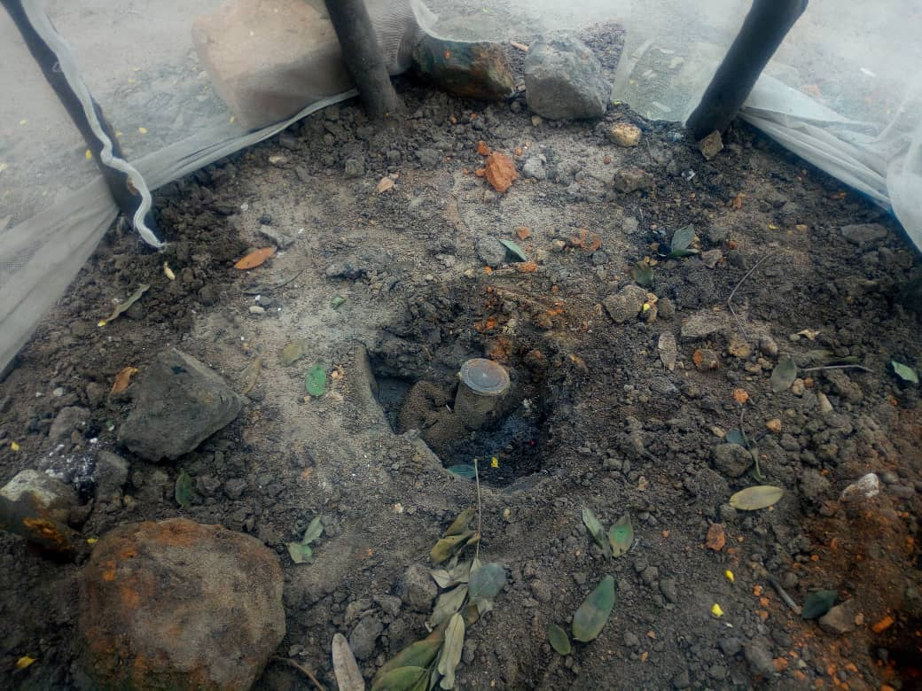 Fizi-Baraka: La cité de baraka en particulier et fizi en général, plein de bombes et grenades après des guerres à répétitions