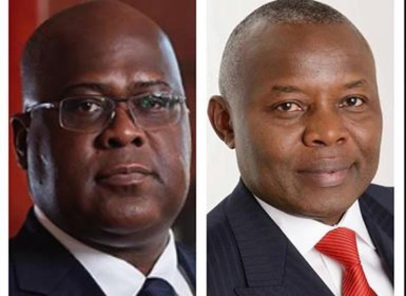 RDC : Le Directeur de cabinet du Chef de l'Etat : Vital Kamerhe promet d'œuvrer pour la réussite de Tshisekedi