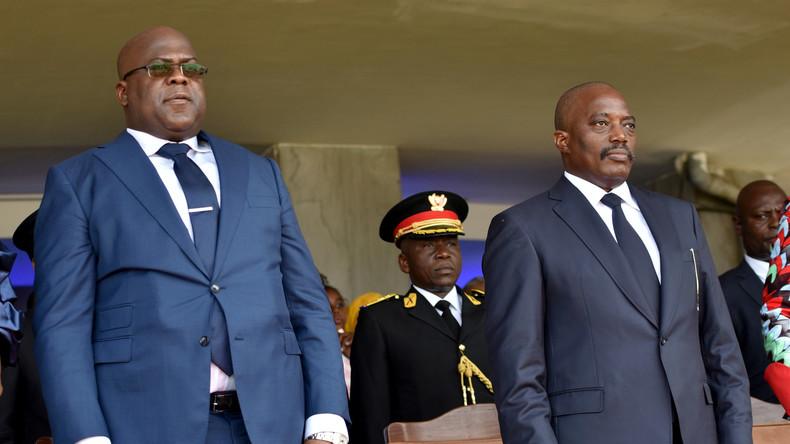 Félix Tshisekedi à Kabila : « Nous avons été votre fervent adversaire politique, monsieur le président »