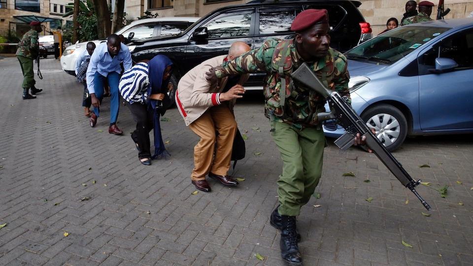 Kenya : Attaque terroriste contre un complexe hôtelier de Nairobi