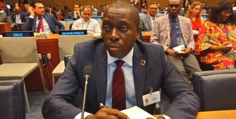 FIZI-RDC : l'honorable Dr. Ambatobe nyongolo Amy, un émergent au développent de FIZI?