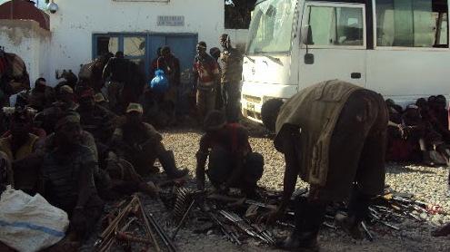 UVIRA-RDC  : Les maï-maï KASHUMBA rendent les armes aux FARDC