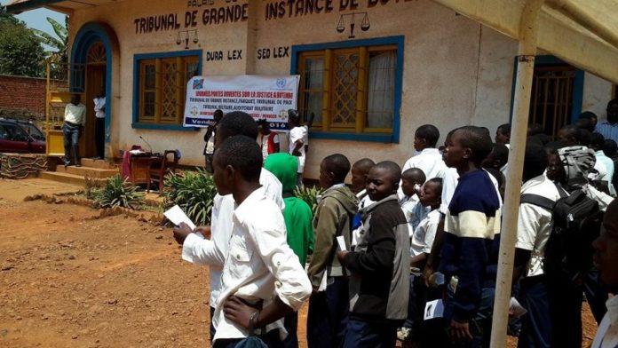 Beni-RDC :Reprise timide des cours ce lundi 04 février 2019 à MAVIVI