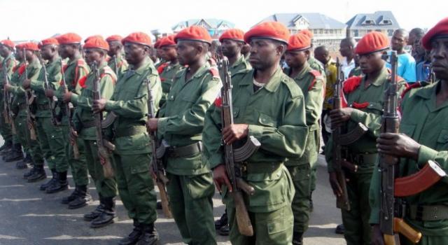 RDC : FARDC, Monusco zèro Arme  zèro Mine