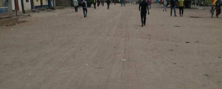 BARAKA -MWANDIGA : un voleur arrêté par le commandement militaire.