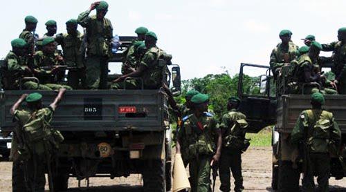 MISISI-FIZI : Deux éléments de FARDC touchés par balle, la situation reste tendue à présent