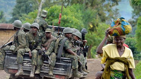 MINEMBWE - FIZI : LES AFFRONTEMENTS, les  FARDC renforcent ,les élus appellent à déposer les armes
