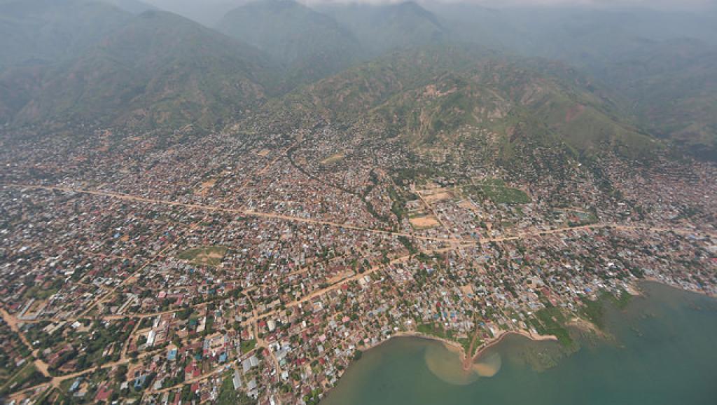 UVIRA- RDC : 3 Communes Rurales